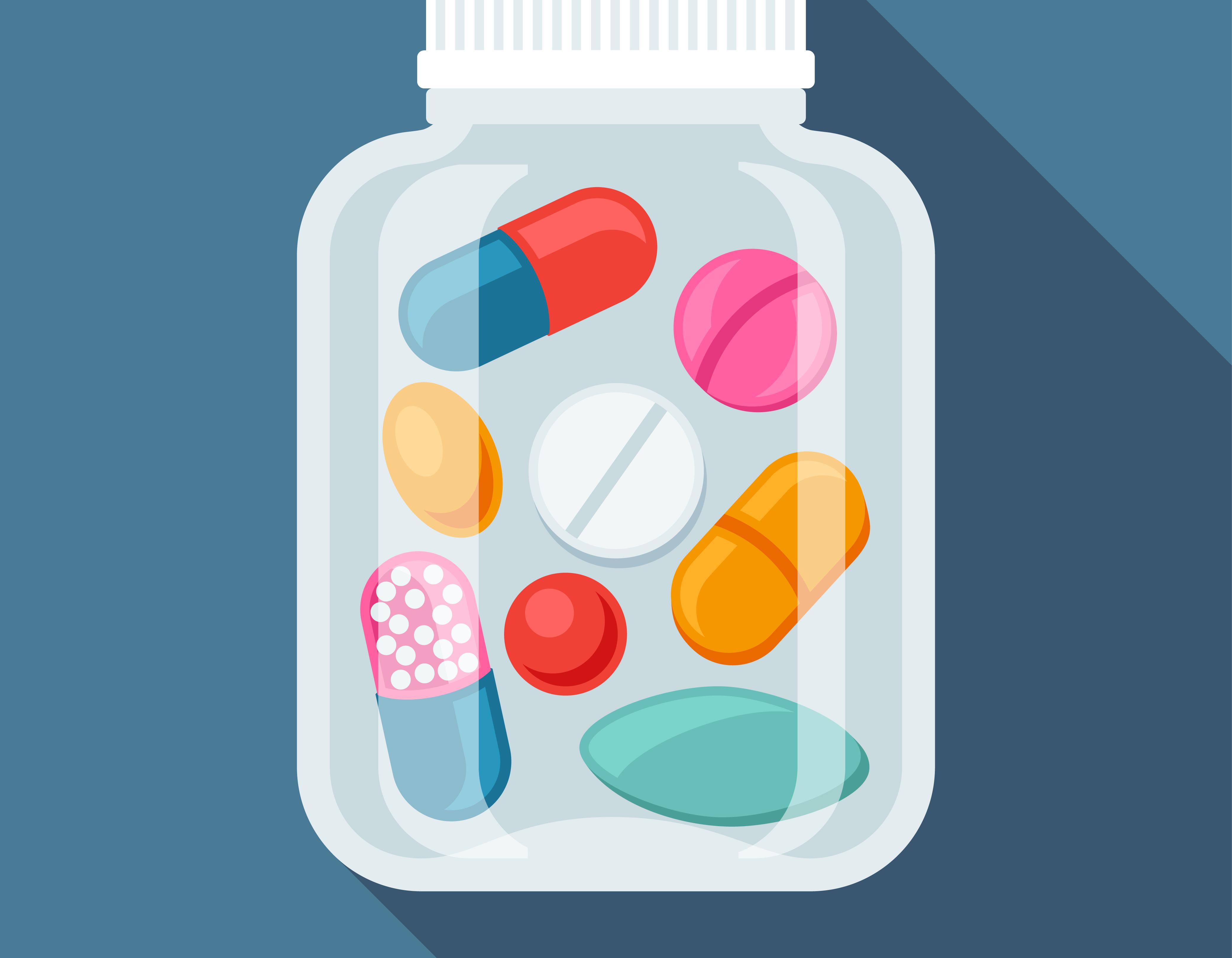 Учёт медикаментов и расходных материалов в системе qMS
